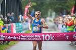 160918 Admiral Swansea Bay 10k race 2018