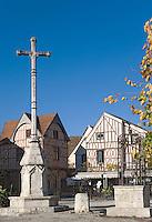 Europe/France/Ile-de-France/77/Seine-et-Marne/Provins: Place du Chatel