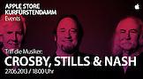 CSN - Apple Store Interview - June 27, 2013 - Berlin, Germany