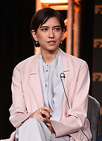 "PASADENA, CA - JANUARY 9: Cast member Sonoya Mizuno attends the panel for ""Devs"" during the FX Networks presentation at the 2020 TCA Winter Press Tour at the Langham Huntington on January 9, 2020 in Pasadena, California. (Photo by Frank Micelotta/FX Networks/PictureGroup)"