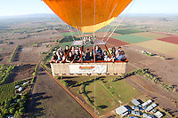 20151209 09 December Hot Air Balloon Cairns