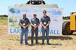 Ladonia, Texas, June 16: Lake Ralph Hall and Leon Hurse Dam<br /> Groundbreaking Event in Fannin County on June 16, 2021 at Fannin County in Ladonia, Texas. Photo:Rick Yeatts Photography/ Rick Yeatts