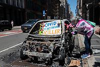 New York City George Floyd Protests
