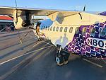 Flight From Molokai To Oahu
