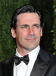 Jon Hamm at The 2009 Vanity Fair Oscar Party held at The Sunset Tower Hotel in West Hollywood, California on February 22,2009                                                                                      Copyright 2009 RockinExposures / NYDN