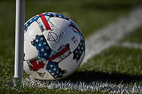 Bridgeview, IL - Saturday, June 10, 2017: The Chicago fire played the Atlanta United FC in a Major League Soccer (MLS) game at Toyota Park.  The Chicago Fire defeated Atlanta United FC by the score of 2-0.