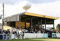 Main Stand at Basildon United Football Club - Basildon United vs Romford - Essex Senior League at the Zone International Stadium, Basildon, Essex - 18/10/08 - MANDATORY CREDIT: Gavin Ellis/TGSPHOTO - Self billing applies where appropriate - 0845 094 6026 - contact@tgsphoto.co.uk - NO UNPAID USE.