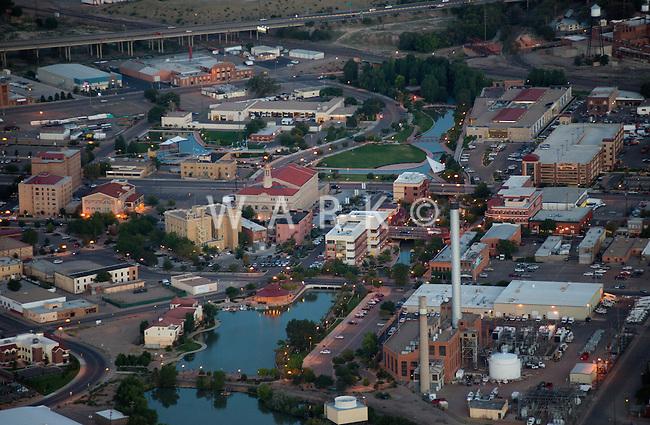 HARP Riverwalk, Pueblo, Colorado. Sept 8, 2013