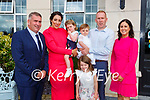 Eamon Diarmuid O'Sullivan Woodlawn Killarney celebrated his christening with his parents Edmond and Juliet, big sisters Saoirse and Brid and god parents Emma Murphy and Patrick O'Sullivan