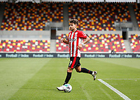 6th September 2020; Brentford Community Stadium, London, England; English Football League Cup, Carabao Cup, Football, Brentford FC versus Wycombe Wanderers; Emiliano Marcondes of Brentford