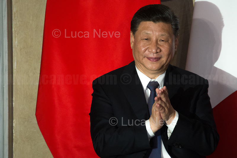 Xi Jinping, Politician.