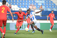 VOETBAL: HEERENVEEN: 21-07-2018, Abe Lenstra Stadion, SC Heerenveen - Kayserispor, uitslag 2-1, Rodney Kongolo, ©foto Martin de Jong