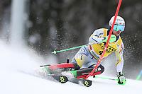 21st December 2020; Alta Badia Ski Resort, Dolomites, Italy; International Ski Federation World Cup Slalom Skiing; Sebastian Foss-Solevaag (NOR)