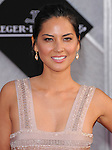 Olivia Munn at the Marvel World Premiere of Iron Man 2 held at The El Capitan Theatre in Hollywood, California on April 26,2010                                                                   Copyright 2010  DVS / RockinExposures