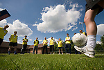 West Yorkshire County FA Referee training