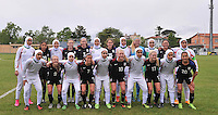 Monfalcone, Italy, April 26, 2016.<br /> USA and IRAN first eleven players together for a photo ahead of USA v Iran football match at Gradisca Tournament of Nations (women's tournament). Monfalcone's stadium.<br /> © ph Simone Ferraro / Isiphotos