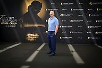Jean-Hugues ANGLADE - Photocall 'BRAQUO' - 57ème Festival de la Television de Monte-Carlo. Monte-Carlo, Monaco, 17/06/2017. # 57EME FESTIVAL DE LA TELEVISION DE MONTE-CARLO - PHOTOCALL 'BRAQUO'