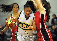 141002 Basketball - National Secondary School Championship