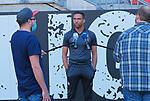 Fussball - 3. Bundesliga - Saison 2020/21<br /> 1. FC Kaiserslautern 8.9.2020<br /> Fritz-Walter-Stadion<br /> Medientag - Mannschaftsvorstellung<br /> Gefragter Interview-Partner: Trainer Boris SCHOMMERS (1. FC Kaiserslautern)<br /> <br /> Foto © PIX-Sportfotos *** Foto ist honorarpflichtig! *** Auf Anfrage in hoeherer Qualitaet/Aufloesung. Belegexemplar erbeten. Veroeffentlichung ausschliesslich fuer journalistisch-publizistische Zwecke. For editorial use only. DFL regulations prohibit any use of photographs as image sequences and/or quasi-video.