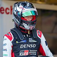 Brendon Hartley, #8 Toyota Gazoo Racing Toyota GR010 - Hybrid Hypercar, 24 Hours of Le Mans , Saturday Set Up, Circuit des 24 Heures, Le Mans, Pays da Loire, France