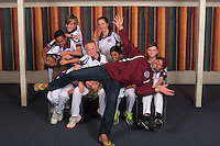 Year 6 Stumpers. Eastern Suburbs Cricket Club junior team photos at Easts Cricket clubrooms, Kilbirnie, Wellington, New Zealand on Monday, 6 March 2017. Photo: Dave Lintott / lintottphoto.co.nz