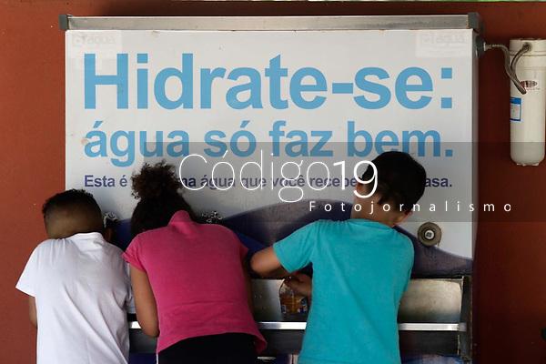 Campinas (SP), 20/09/2021 -  Clima - Movimentação nesta segunda-feira (20) na Lagoa do Taquaral, na cidade de Campinas (SP). A semana começa com a atuação de uma massa de ar seco e quente sobre o Sudeste do Brasil, mas ao longo da semana o tempo vai mudar em algumas áreas com o avanço de uma nova frente fria, segundo ClimaTempo.