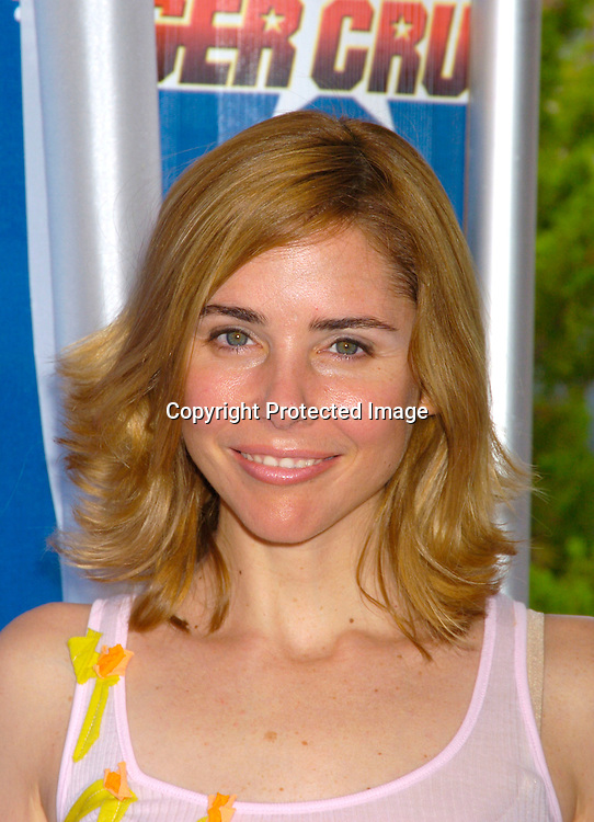 """Kerry Butler ..at the New York Premiere of """" Tiger Cruise"""" on August 3, 2004 onboard The Intrepid. The movie is a Disney Channel movie . ..Photo by Robin Platzer, Twin Images"""