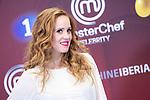 Maria Castro attends to presentation of 'Master Chef Celebrity' during FestVal in Vitoria, Spain. September 06, 2018. (ALTERPHOTOS/Borja B.Hojas)