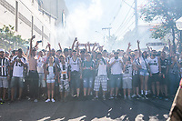 BELO HORIZONTE, MG, 20.04.2019: ATLETICO-CRUZEIRO - Torcida durante partida entre Atletico e Cruzeiro, válida pelo jogo de volta das finais do campeonato mineiro 2019,  no Estadio Independencia em Belo Horizonte, MG, na tarde deste sabado (20) (foto Giazi Cavalcante/Codigo19)