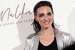 Spanish actress attends Ara Malikian, Una Vida Entre Las Cuerdas Madrid Premiere on October 23, 2019 in Madrid, Spain.(ALTERPHOTOS/ItahisaHernandez)