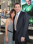 Jon Tenney at Warner Bros. Pictures World Premiere of Green Lantern held at Grauman's Chinese Theatre in Hollywood, California on June 15,2011                                                                               © 2011 DVS/Hollywood Press Agency