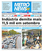 19.10.2016 - Catracaço termina em confusão. (Foto: Fábio Vieira/FotoRua)