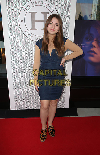 "28 May 2019 - Los Angeles, California - Georgia T. Willow. Hayley Orrantia Celebrates New EP ""The Way Out"" held at The Harmonist.   <br /> CAP/ADM/FS<br /> ©FS/ADM/Capital Pictures"