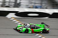 #86 One Motorsports Ligier JS P3, P3-2: Bob Iversen, Terry Olson