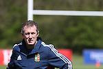 British & Irish Lions training session.Lions coach Rob Howley.Vale Resort.15.05.13.©Steve Pope