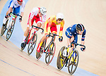 Benjamin Thomas of France competes on the Men's Omnium Scratch during the 2017 UCI Track Cycling World Championships on 15 April 2017, in Hong Kong Velodrome, Hong Kong, China. Photo by Marcio Rodrigo Machado / Power Sport Images