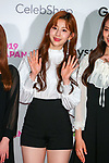 """Min-Ju(GWSN), May 19, 2019 : K-Culture festival """"KCON 2019 JAPAN"""" at the Makuhari Messe Convention Center in Chiba, Japan. (Photo by Pasya/AFLO)"""