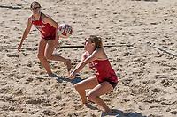 Stanford Beach Volleyball v UC Davis, March 07, 2021