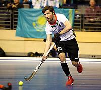 Martin Zwicker / Einzel / Freisteller /    <br /> / Sport / Hockey Hnhockey / World Championships Weltmeisterschaft  /  2017/2018 / 07.02.2018 / GER BRGermany vs. Kasachstan  *** Local Caption *** © pixathlon<br /> Contact: +49-40-22 63 02 60 , info@pixathlon.de