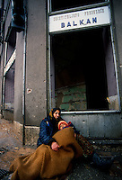 Sarajevo / Bosnia Erzegoviva / BIH 1994.<br />