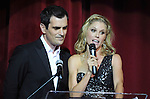 Julie Bowen and Ty Burrell at the Les Girls 10th Annual Cabaret fundraiser for National Breast Cancer Coalition Fund -NBCCF- held at Avalon in Hollywood, California on October 04,2010                                                                               © 2010 Debbie VanStory / RockinExposures
