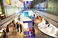 Nederland  Eindhoven 2017 . Het Philips Museum. Op de historische locatie waar Gerard Philips in 1891 begon met de productie van gloeilampen, is nu het Philips Museum gevestigd.  Foto Berlinda van Dam / Hollandse Hoogte