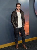 "LOS ANGELES, USA. December 19, 2019: Nick Bateman at the premiere of ""1917"" at the TCL Chinese Theatre.<br /> Picture: Paul Smith/Featureflash"