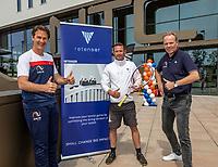 Amstelveen, Netherlands, 7 Juli, 2021, National Tennis Center, NTC, Amstelveen Womans Open,  Retenser<br /> Photo: Henk Koster/tennisimages.com