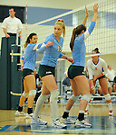 Tulane Women's Volleyball defeats SMU, 3-0, in their last regular season home game and Senior Day.