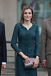 20150317 Queen Letizia Exhibition