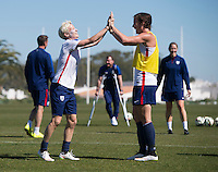 USWNT Training, March 8, 2015