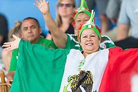 U17 Mexico vs Haiti, June 8, 2018