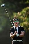 Tenniel Chu, Vice Chairman of Mission Hills Group, looks on during the Hyundai China Ladies Open 2014 on December 09 2014 at Mission Hills Shenzhen, in Shenzhen, China. Photo by Aitor Alcalde / Power Sport Images
