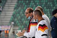Deutsche Fans - St. Gallen 02.09.2021: Lichtenstein vs. Deutschland, WM-Qualifikation, St. Gallen